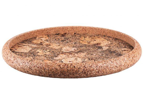 Cork tray Cataplana